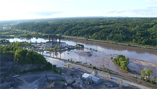 Two years later, communities still rebuilding after Tropical Storm Irene