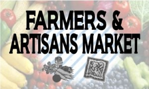 Farmers Market Button
