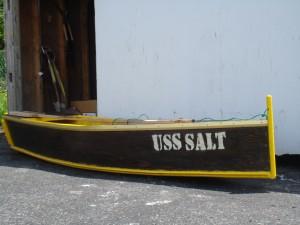 2014.5 salt boat