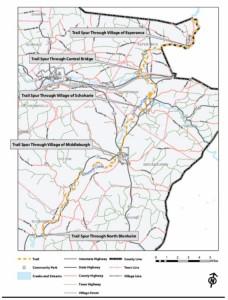 Schoharie Creek Trail Map
