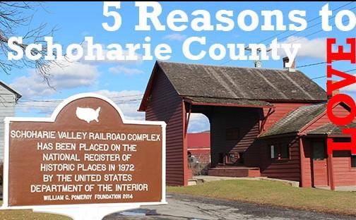 5 Reason to Love Schoharie