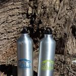 Aluminum waterbottles