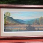 Painting by Elizabeth Apgar Smith