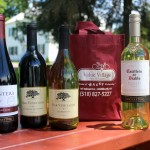 Assorted wines from Value Village Wines and Liquors