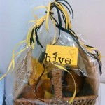 The Hive gift basket