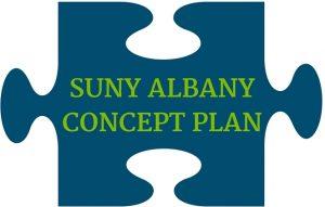SUNY Albany Concept Plan
