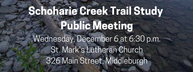 Schoharie-Creek-Trail-Feasibility-Study-Public-Meeting